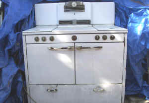 magic chef stove from classical gas stoves