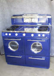 Classical Gas Stoves - Supplier of beautifully restored